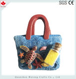 Novo Estilo saco de chegada com ímãs de resina de tartaruga itens de decoração