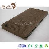 Menos cubiertas compuestas plásticas de madera del buen precio al aire libre del mantenimiento