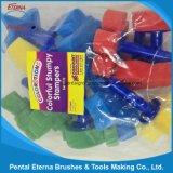 12PC установило штемпеля цветастой пены краски пнистые