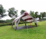 La permeabilità all'aria di campeggio esterna spaziosa impermeabilizza la tenda di campeggio della gente 5-6