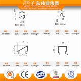 Profilo di alluminio della fabbrica della Cina per il telaio di finestra