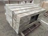 Фэнтези-коричневого гранита мойки Кухонные мойки рабочую поверхность верхней панели