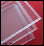 Personalizzare la lastra di vetro del quarzo per dissipare con il punto