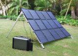 fora do gerador de potência solar portátil da grade 400W que cobra o gerador de /Solar/central eléctrica solar