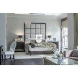 Hiltonの現代ホテルのスイートルーム部屋のためのオーストラリアの品質のホテルの寝室の家具