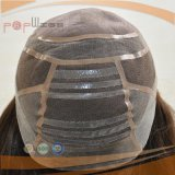 Mono parrucca di vendita calda superiore dei capelli umani della Cina (PPG-l-0037)