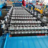 Máquina de la forma del rodillo del metal de hoja