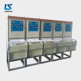 Máquina del endurecimiento de inducción del tratamiento térmico de la superficie de la placa de acero