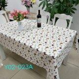 선전용 부직포 또는 Flannel 테이블 피복