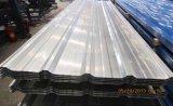 Il tetto galvanizzato riveste le mattonelle di tetto ricoperte colore ondulato di Gi/Gl