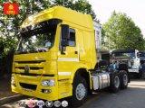 Marque Rhd de HOWO|Camion automatique manuel de l'entraîneur 6*4 de LHD
