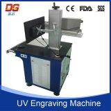 Máquina de gravura UV do laser da melhor qualidade para o vidro