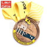 High Quality Promotional Custom Medal for Puzzle Range