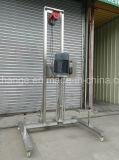 Homogenizador completo elevado do misturador do aço inoxidável