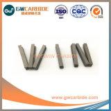La madera de carburo de tungsteno de carburo de Corte tiras STB