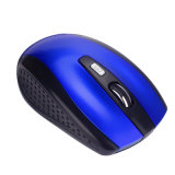 Ratones sin hilos ajustables del juego del ratón de los Sem Fio 2.4GHz del ratón del juego 2000dpi para alta calidad de Gamer de los juegos del ordenador portátil de la PC LA FAVORABLE