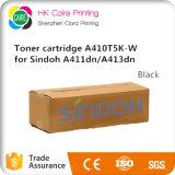cartucho de toner negro de 5k A410t5k-W para Sindoh A411dn A413dn