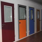 Doppi portelli della stanza pulita dell'acciaio inossidabile/porta a battenti per alimento o industrie farmaceutiche