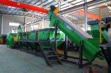 Película plástica do PE do fornecedor da fábrica que lava recicl a linha