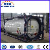 20pieds 24/25/26cbm produit chimique liquide corrosif/Sulphic/alcool conteneur ISO de l'acide réservoir