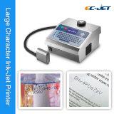 Impresora grande del código del tratamiento por lotes de la impresora de inyección de tinta del carácter del Dod (EC-DOD)