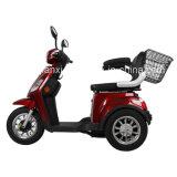 De gehandicapte Volwassen Autoped Met drie wielen van de Mobiliteit
