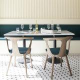 Restaurant moderne de meubles de salle à manger chaise de salle à manger en bois