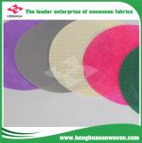 カスタマイズカラーはPP Spunbondの織物の非編まれたファブリックを防水する