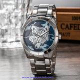 OEM Custom hombre reloj de pulsera de cuarzo, reloj de moda, la muñeca observados para los hombres (WY-17017A)