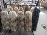 Производитель газа/Raccoon Raccoon мех мех Фрезерование / Raccoon мех воротником, виды Raccoon меховой воротник специализированные