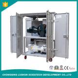 No hay ruido de alta calidad Fases de doble bomba Roots y transformador de la bomba de vacío rotativas, transformador de evacuación de vacío Máquina (ZJ)