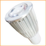 Ampoule de LED blanc chaud prix d'usine 5W à LED Gu5.3 Spotlight
