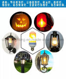 Lâmpada LED de chamas