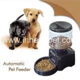 Пэт белого цвета Черный Автоматический Cat собака питание камеры