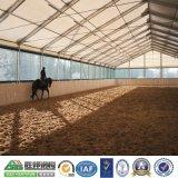 Structure en acier préfabriqué conçu Horse stable