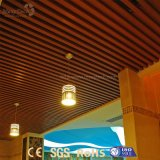 Panneau de plafond ignifuge de PVC de décoration recyclable d'intérieur à vendre