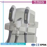 IPL+RF+E-Light+ND: Rimozione del punto di rimozione dei capelli del laser di YAG con Ce