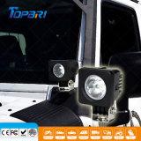 Luzes de Trabalho LED Auto 10W luzes CREE para veículo a motor