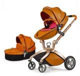 Fabrik-direkt Qualitäts-heiße Mamma 2 in 1 Baby-Spaziergänger für Winter Using