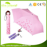Kreatives personifiziertes Duftstoff-Flaschen-Regenschirm-nettes japanisches Mädchen Kawai