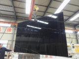Мрамор Китая черный с белым мрамором Nero Marquina вены