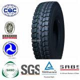 neumáticos radiales del carro 11.00r20 y neumáticos resistentes de los neumáticos TBR del carro