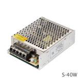 Bescheinigung-gute Qualität des Cer-S-40-15, Wechselstrom 220V Schalter-der Stromversorgung zu des Gleichstrom-15V Transformator-42W