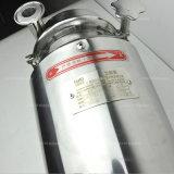 Aço inoxidável bomba centrífuga para leite//Ketchup/frutas encravado