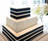 2018 Bakeware алюминиевых продолговатой форма для выпечки из анодированного алюминия серебристого цвета