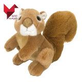 귀여운 모피 코끼리 아기 장난감