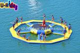 Gioco gonfiabile di sport di acqua della sosta gonfiabile dell'acqua