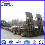 الصين 3 محور العجلة حفّار نقل [سمي] مقطورة, منخفضة سرير [سمي] مقطورة
