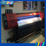 Impresora dual del trazador de gráficos de Digitaces del vinilo de la etiqueta engomada de China el 1.8m Dx5 Dx7