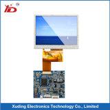 7-дюймовый резолюции 800*480 TFT емкостная сенсорная панель с экрана